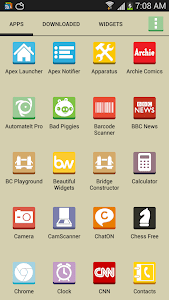 FlatBox - Icon Pack screenshot 3