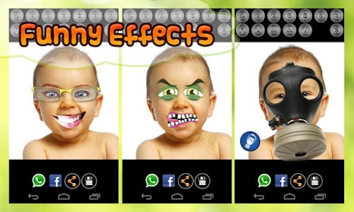 Fun Face Changer: Pro Effects screenshot 6