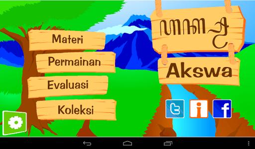 Akswa - Belajar Aksara Jawa screenshot 5
