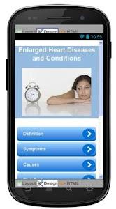 Enlarged Heart Information screenshot 0