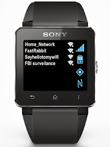 Toggles for SmartWatch screenshot 2