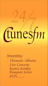 Ctunesfm screenshot 0