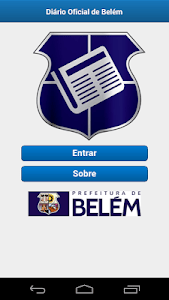 Diário Oficial Belém screenshot 1