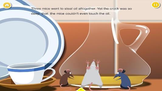 Mice Stealing Oil screenshot 0