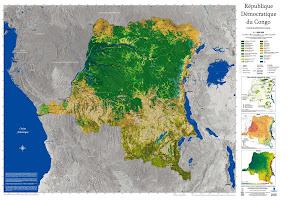 Plan d'occupation des sols de la République démocratique du Congo