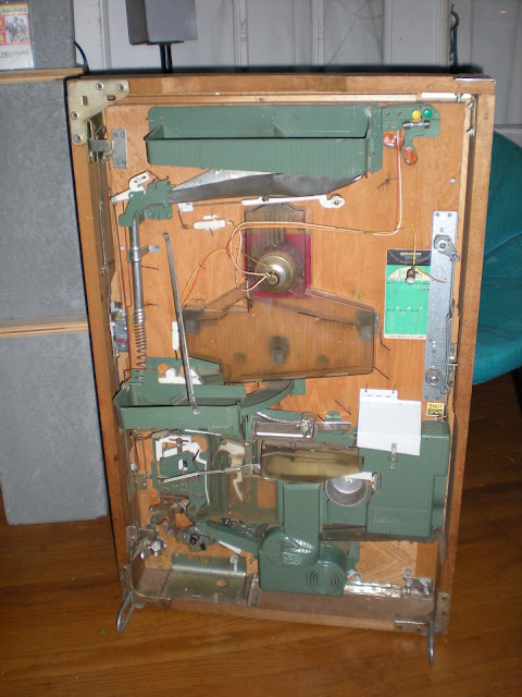 Nishijin Type A Machine - the guts