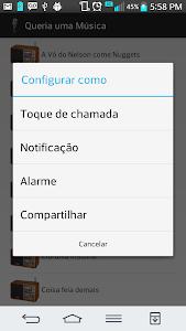 Alô, Queria pedir uma Música screenshot 1