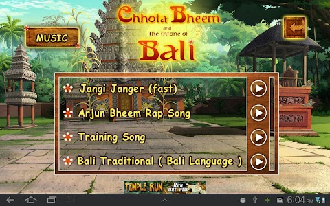 Bali Movie App - Chhota Bheem screenshot 2