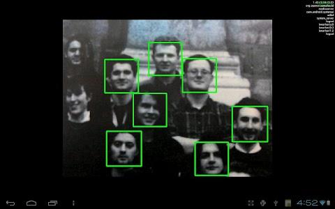 OpenCV Face Detection screenshot 0