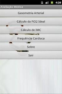 Suite Médica Gasometria screenshot 0