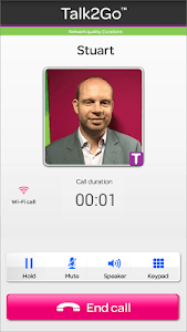 Talk2Go screenshot 3
