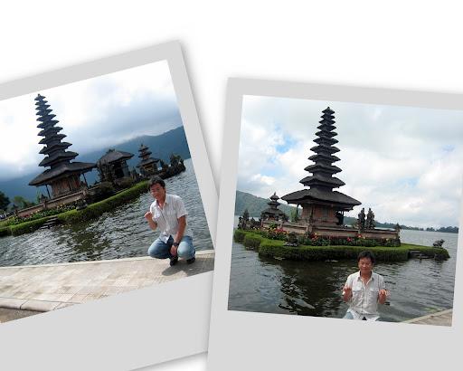 1\\(*___^)/~米家親子開動遊~\\(^___*)/3: Bali- 水神廟(Pura Ulun Danu)及Bedugul午餐