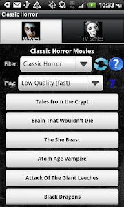 Classic Horror screenshot 1