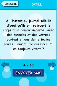 Textesms - idées messages SMS screenshot 7