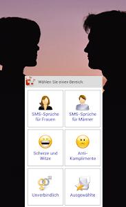 SMS: Beziehungen und Liebe screenshot 3