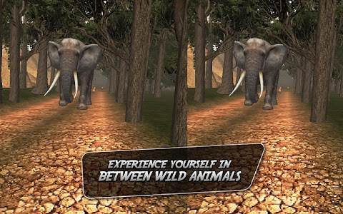 Wild Jungle Tour VR - Animals screenshot 8