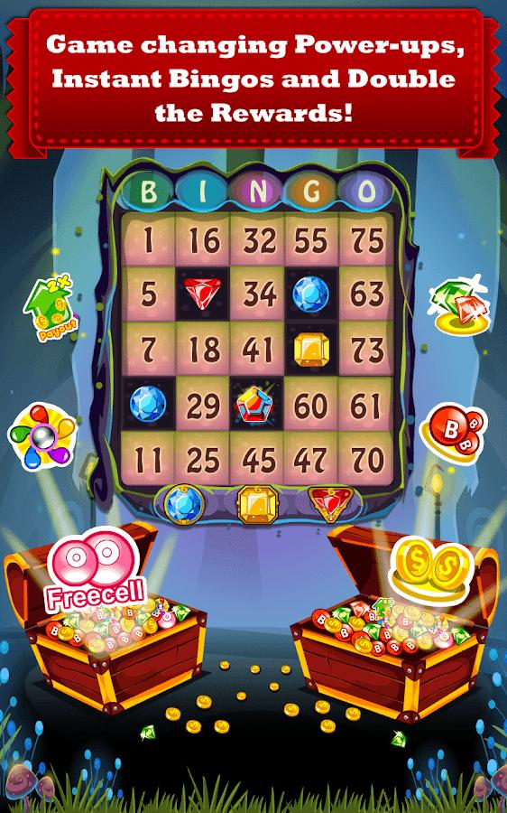 Bingo Bash - Free Bingo Casino - screenshot