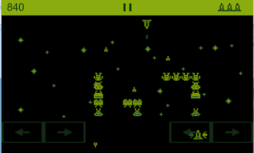 Invaders out of Space screenshot 2