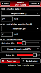 Palliative Care Tools screenshot 2
