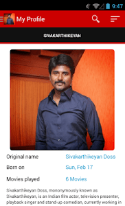 SivaKarthikeyan screenshot 0