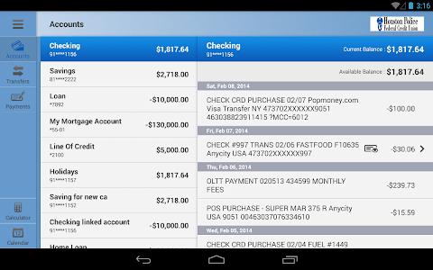 HPFCU for Tablet screenshot 3