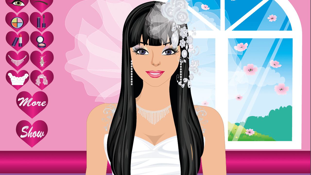 Bridal Glam Make Up Game Android Apps On Google Play