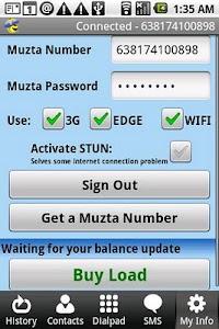 Globe Muzta screenshot 0