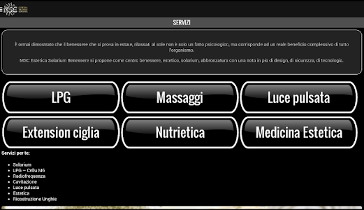 MSC Estetica screenshot 7
