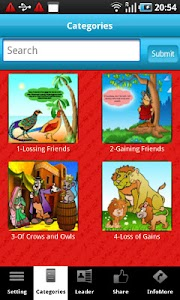 Panchatantra Stories PRO screenshot 1