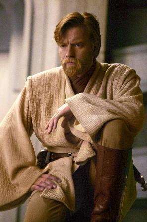 Obi Wan as el amigo del papa