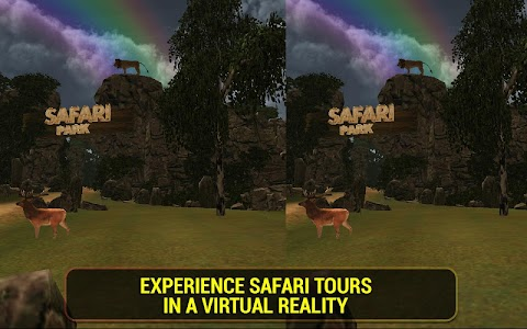 Safari Tours Adventures VR 4D screenshot 16