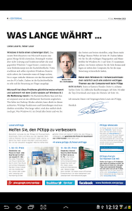 PCtipp E-Paper screenshot 7