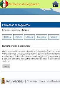 Permesso di Soggiorno screenshot 13