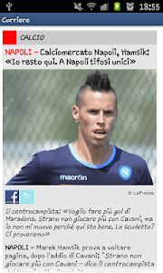 Notizie Sportive Italia screenshot 2