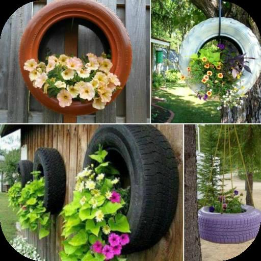diy garden ideas on