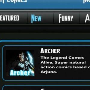 Comics design India screenshot 6