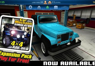 Car Mechanic Simulator Android Apps On Google Play
