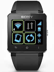 Toggles for SmartWatch screenshot 0