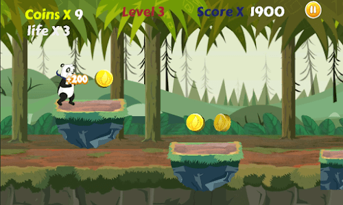 Panda Run screenshot 10