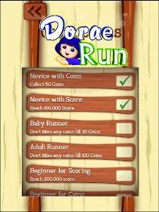 Dorae Run - Cute 3D runner screenshot 11