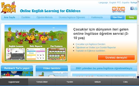 Ingiliz Kültür Koleji screenshot 2