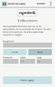 Medicinhusker screenshot 0