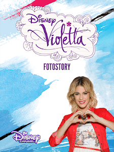 Violetta - Fotostory screenshot 10