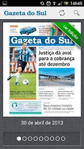 Gazeta do Sul screenshot 3