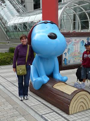 Mascota de Fuji TV