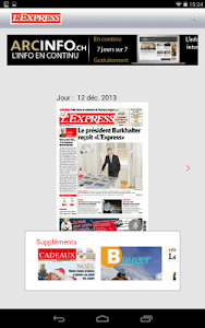L'Express journal screenshot 10
