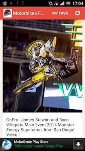 Motorbike Fans screenshot 3