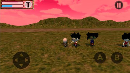 Skull Kid Cool Game screenshot 1