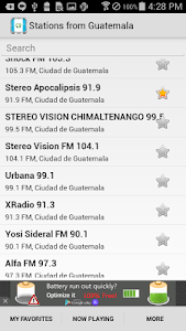 Radio Guatemala screenshot 5