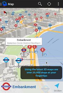 Depart: London Transport Live screenshot 2